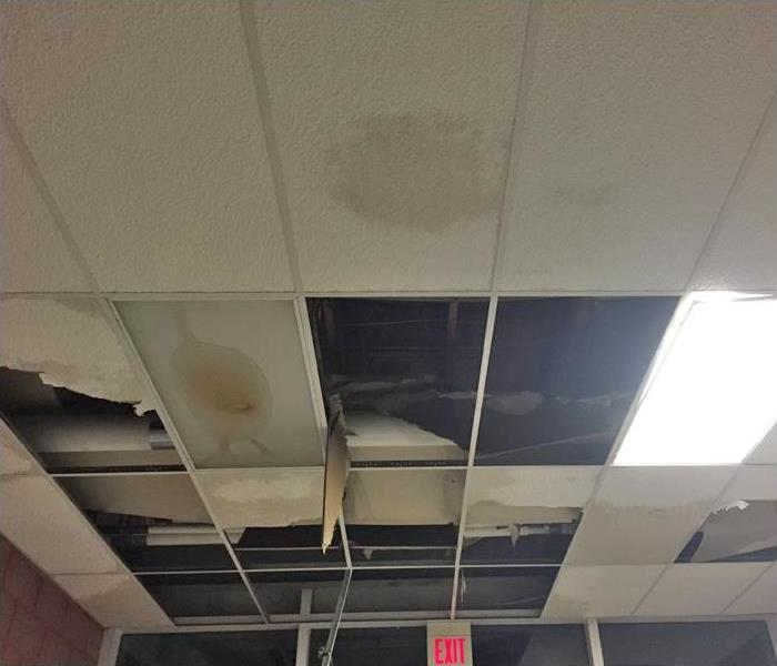 Commercial Water Loss: New Castle, DE Before