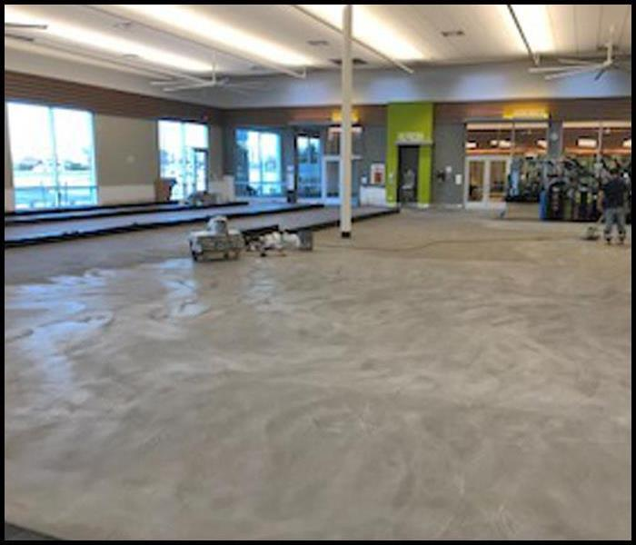Fitness Center Floods After the Fire Sprinklers Accidentally Discharges After