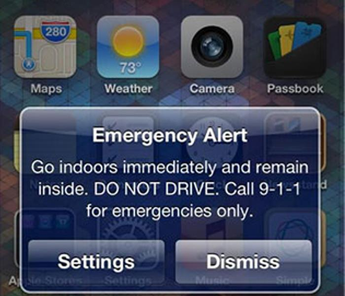 Emergency Alerts and Warnings