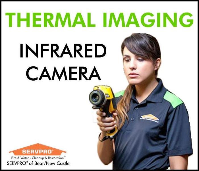 SERVPRO's Advanced Technology: Infrared Camera