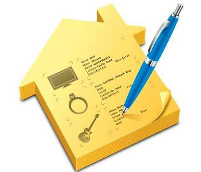 Community Creating A Home Inventory Checklist Now Can Help You Recover Faster After A Loss in New Castle, DE