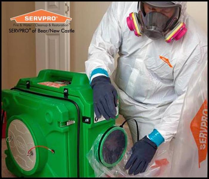 Mold Remediation Safety Gear Used During Mold Remediation